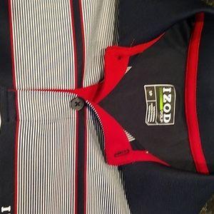 Boys Izod small golf shirt